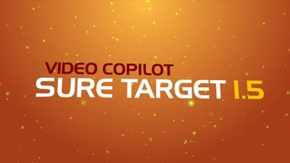 After Effects Plugin Sure Target 1.5
