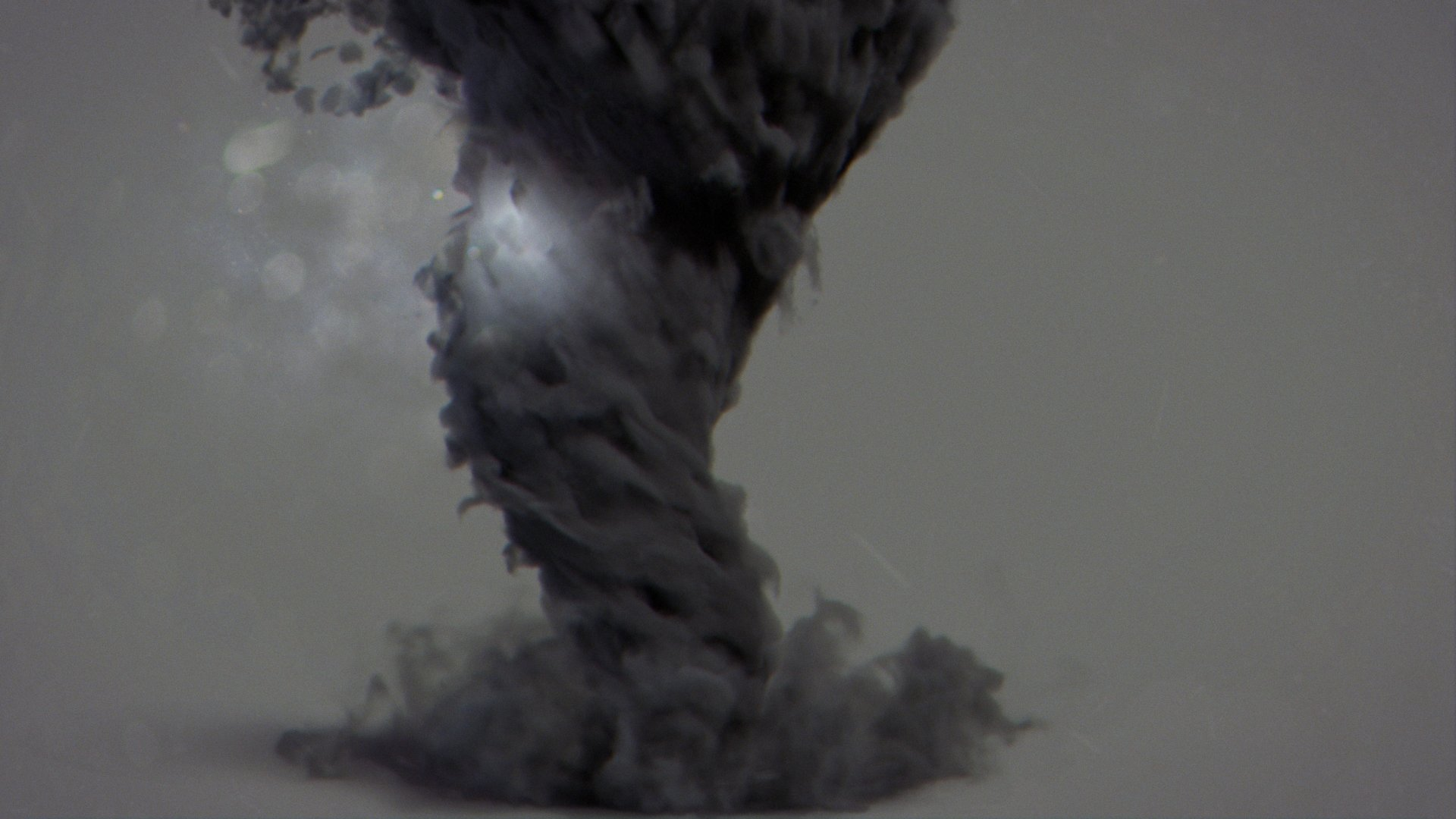Realflow & FumeFX Tornado in 3Ds Max from Beso