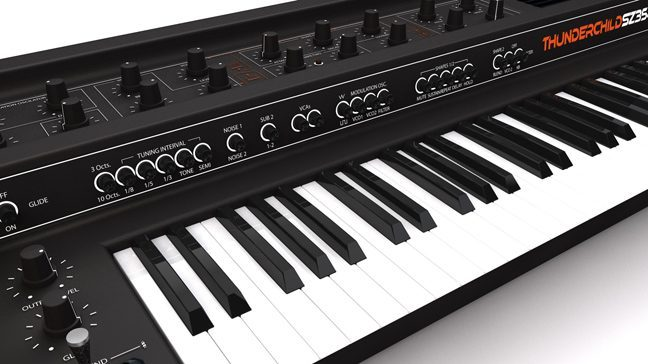 Analog Synth Model for Cinema 4D from The Pixel Lab