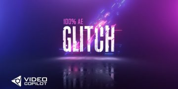 Colorful Glitch FX Tutorial! 100% After Effects! from Video Copilot