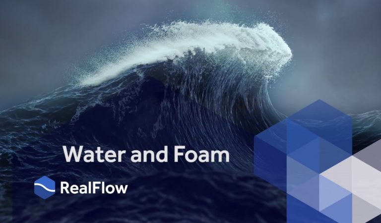 How to Create Foam with Dyverso fluids in RealFlow from RealFlow