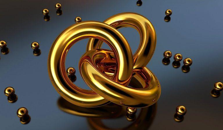 Ultra Realistic Gold Material in Cinema 4D from Fattu Tutorials