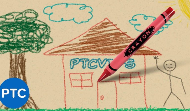 How To Make a Crayon Brush Effect in Photoshop from Photoshop Training Channel
