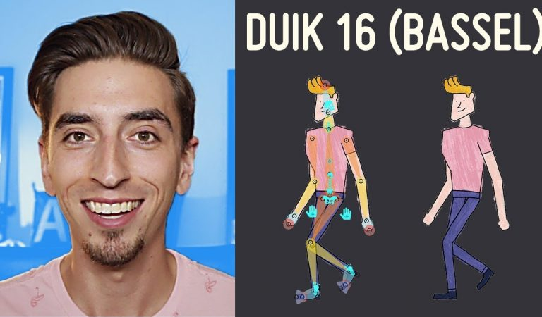 Character Rigging Jumpstart with DUIK in After Effects from Jake In Motion