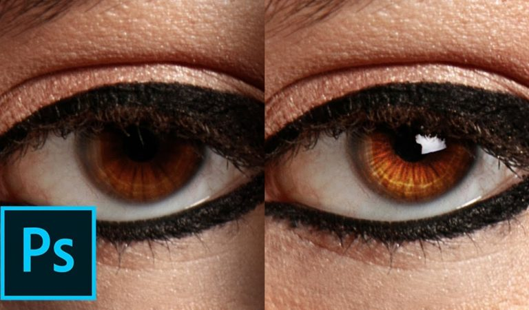 Add Brilliant Catchlights & Details to Eyes in Photoshop from PiXimperfect