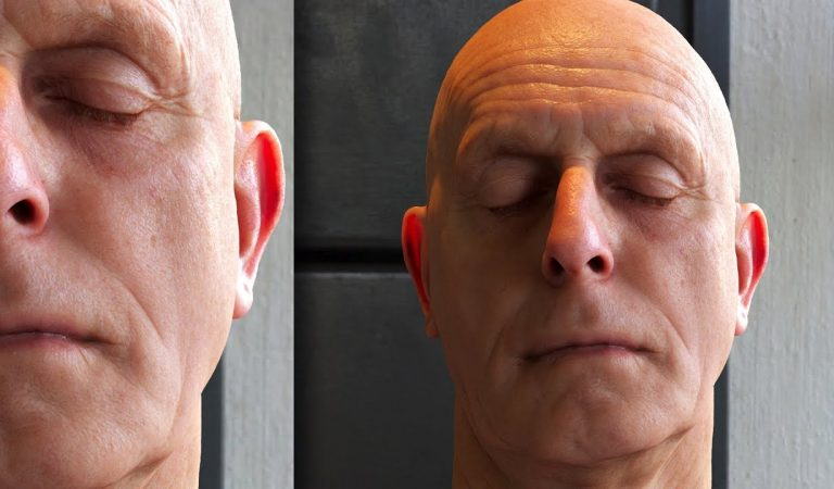 How to create Hyper Realistic Skin Shader in Corona for 3ds Max from MographPlus