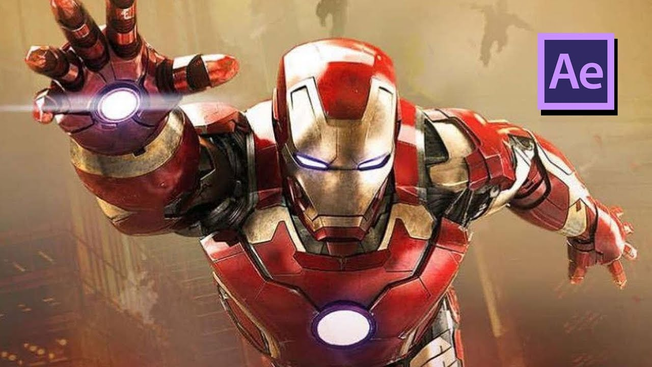How To Fly Like Iron Man In Adobe After Effects from Ignace Aleya