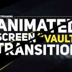 Animated Stream Screen Transition in After Effects from Seso