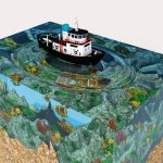 Create Aquarium Modeling & Water Material in Cinema 4D from Fatu Tutorials