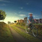 Leave Town - Digital Art Manipulation in Photoshop from Andhika Zanuar