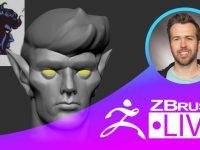 Art of Katon - Katon Callaway in ZBrush from Pixologic