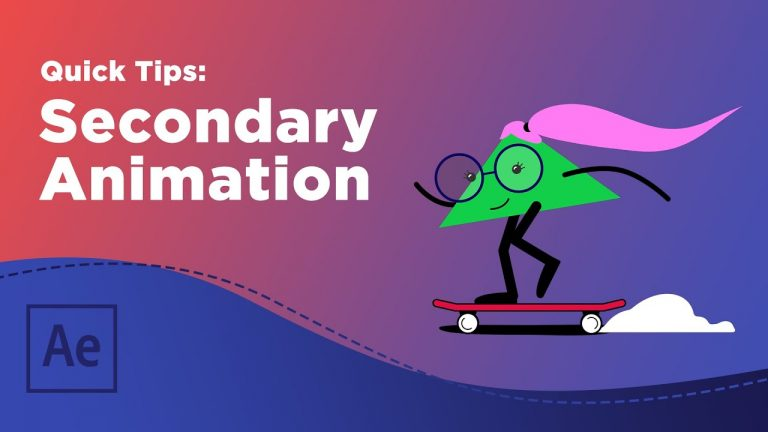 Master Motion Design: Using Secondary Animation in After Effects from School of Motion