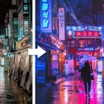How to Give Your Photos the Cyberpunk Look in Photoshop from Spoon Graphics