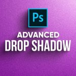This is MUCH BETTER Than Drop Shadow in Photoshop from PiXimperfect