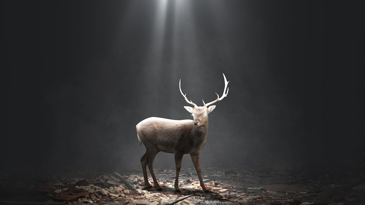 How to Add Light Effects to Objects in Photoshop from Andhika Zanuar