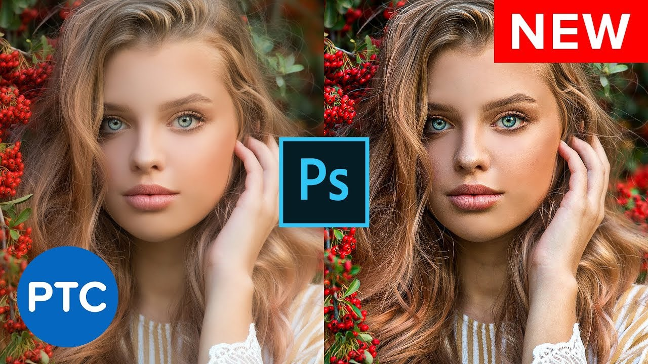 Amazing NEW TECHNOLOGY To Enhance Texture in Photoshop from Photoshop Training Channel