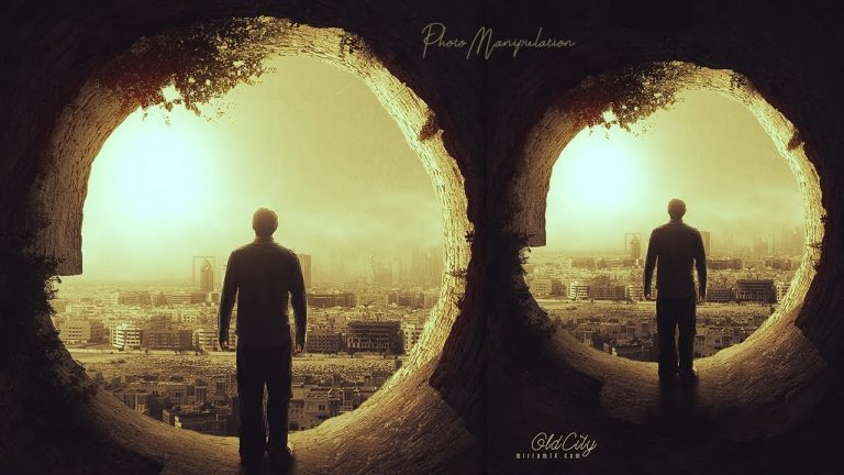 Create a Old City Photo Manipulation in Adobe Photoshop from Mir Rom