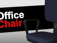 Office Chair - Part 2 | Resident Evil 2 in 3ds Max from Arrimus 3D