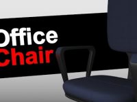 Office Chair - Part 1 | Resident Evil 2 in 3ds Max from Arrimus 3D